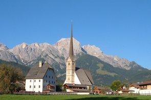 Kirche in Maria Alm
