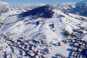 Winter in Maria Alm