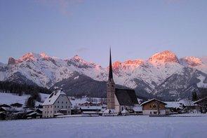 Winterspaß in Maria Alm