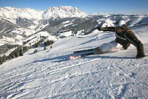 Skispaß in Maria Alm