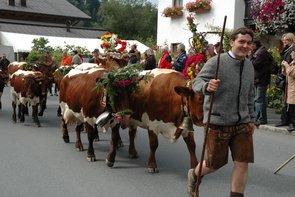 Bauernherbst in Maria Alm