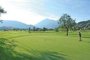 Golf in Maria Alm