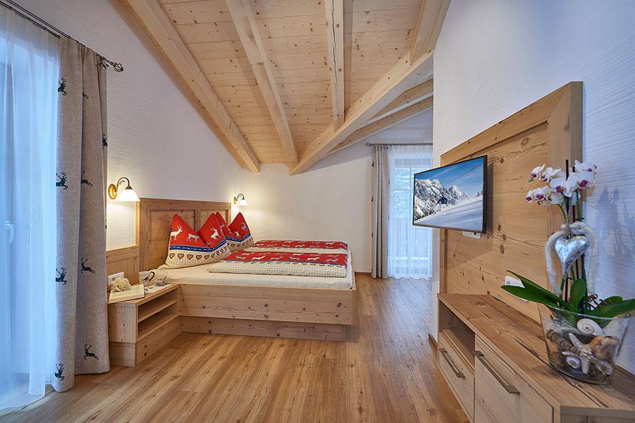 Chalet - Schlafzimmer