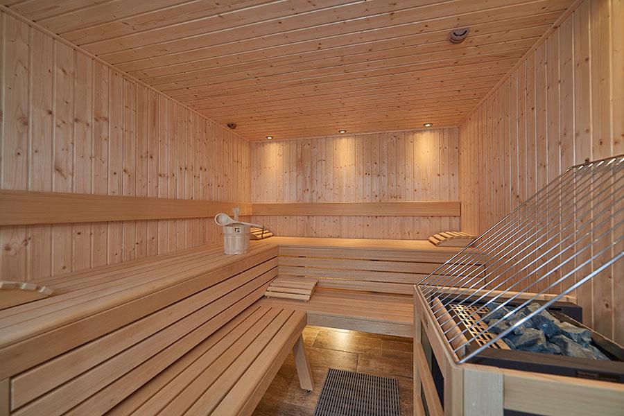 Chalet Selbhorn - Sauna
