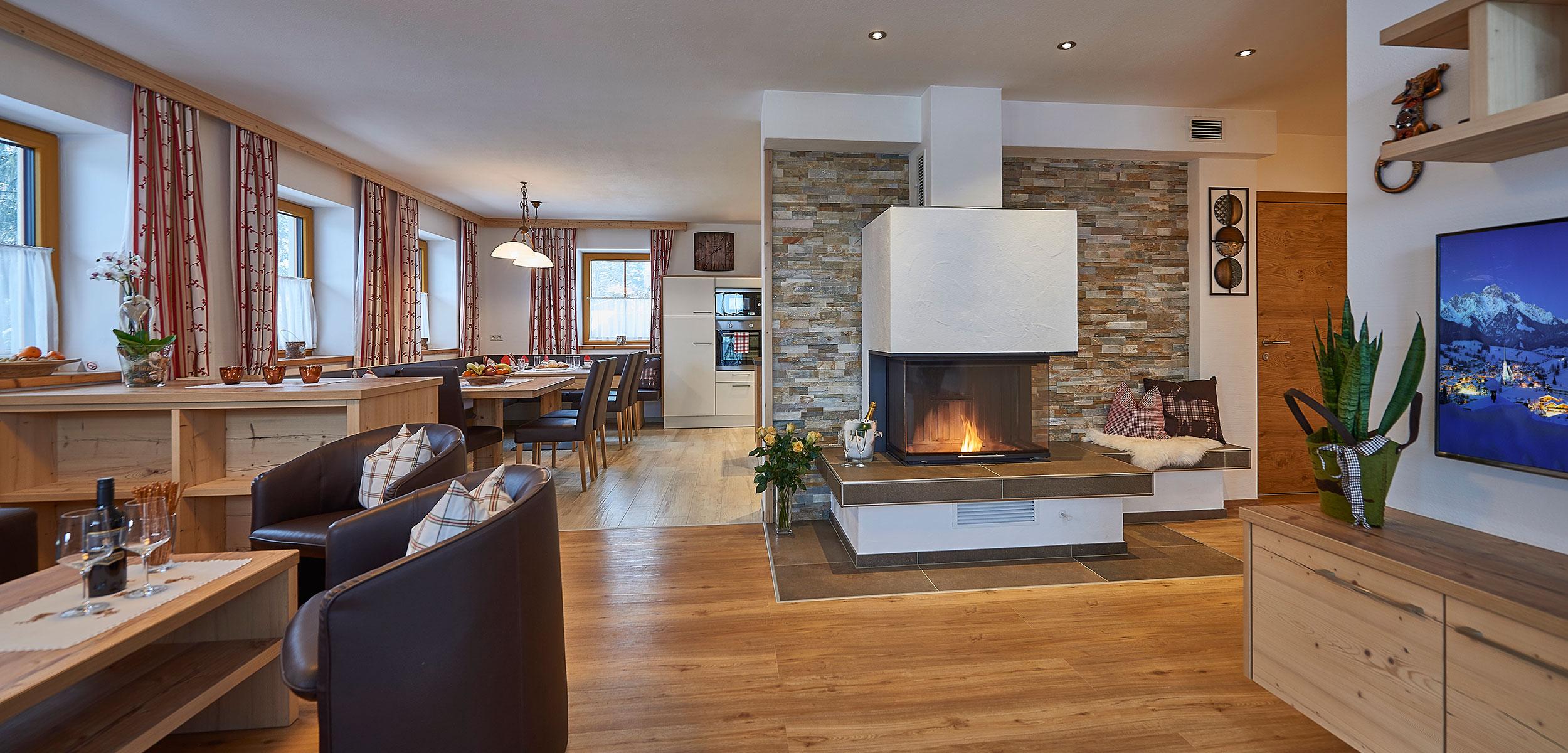 pension und appartements anny unser chalet. Black Bedroom Furniture Sets. Home Design Ideas